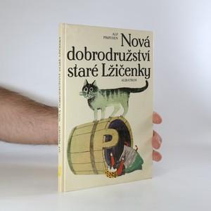 náhled knihy - Nová dobrodružství staré Lžičenky