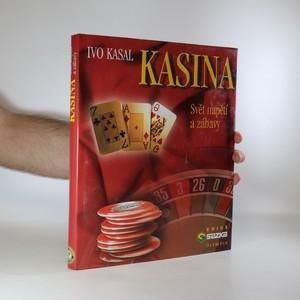 náhled knihy - Kasina. Svět napětí a zábavy