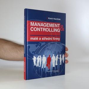 náhled knihy - Management & controlling. Malé a střední firmy (věnování autora?)