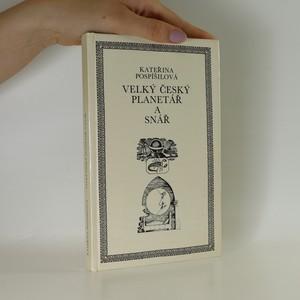 náhled knihy - Velký český planetář a snář
