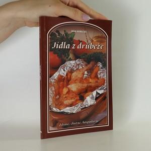 náhled knihy - Jídla z drůbeže