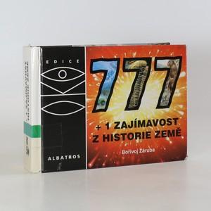 náhled knihy - 777 + 1 zajímavost z historie Země