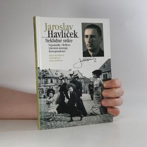 náhled knihy - Jaroslav Havlíček. Neklidné srdce