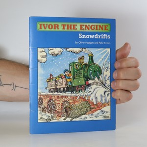 náhled knihy - Ivor the engine. Snowdrifts