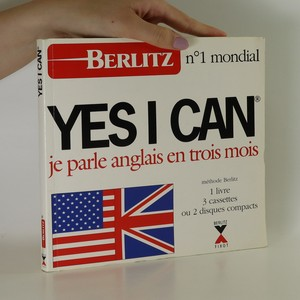 náhled knihy - Yes I can. Je parle anglais en trois mois