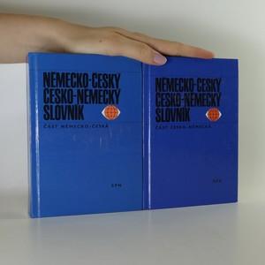 náhled knihy - Německo-český, česko-německý slovník. I.+II. svazek (2 svazky)