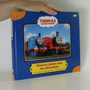 náhled knihy - Thomas the Tank Engine & Friends