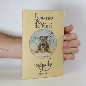 náhled knihy - Leonardo Da Vinci. Nápady