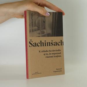 náhled knihy - Šachinšach