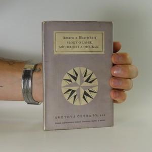 náhled knihy - Sloky o lásce,moudrosti a odříkání