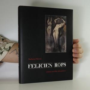 náhled knihy - Félicien Rops. Enfant terrible dekadence