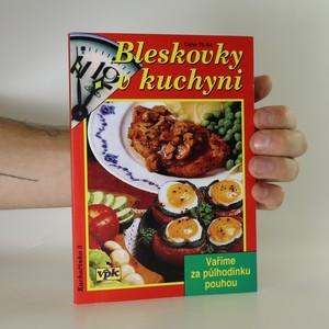 náhled knihy - Bleskovky v kuchyni