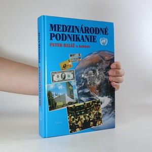 náhled knihy - Medzinárodné podnikanie