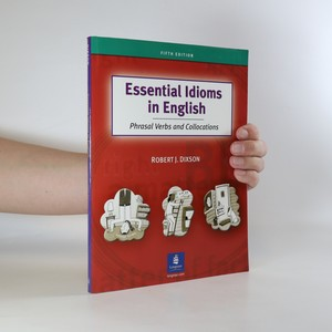 náhled knihy - Essential idioms in English. Phrasal verbs and collocations
