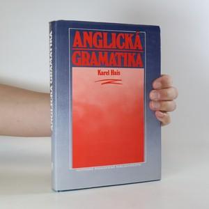 náhled knihy - Anglická gramatika