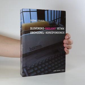 náhled knihy - Slovensko-anglický vetník obchodnej korešpondencie