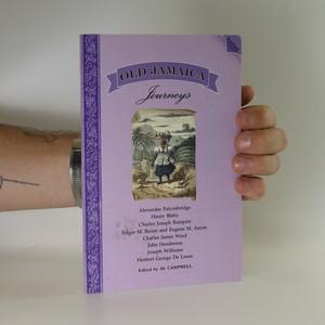 náhled knihy - Old Jamaica journeys