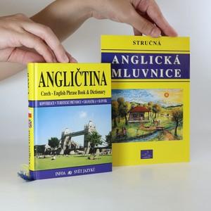 náhled knihy - Stručná anglická mluvnice. Czech-English Phrase Book and Dictionary (2 svazky, viz foto)