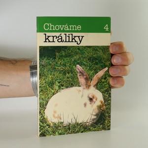 náhled knihy - Chováme králiky