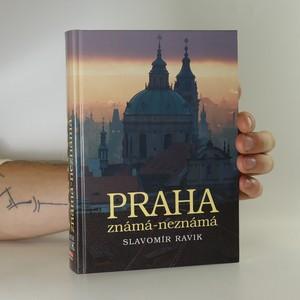 náhled knihy - Praha. Známá-neznámá