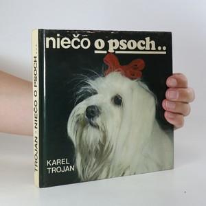 náhled knihy - Niečo o psoch..