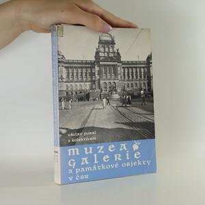 náhled knihy - Muzea, galerie a památkové objekty v ČSR
