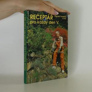 náhled knihy - Receptář pro každý den 5. díl