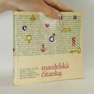 náhled knihy - Manželská čítanka