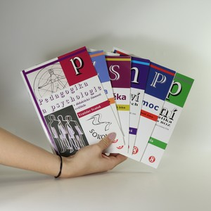 náhled knihy - 6x Učební texty pro školení cvičitelů a trenérů (6 svazků)