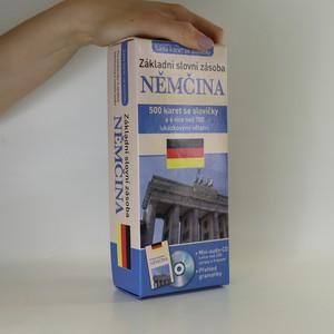 náhled knihy - Základní slovní zásoba. Němčina. 500 karet se slovíčky a s více než 700 ukázkovými větami