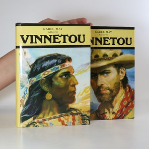 náhled knihy - Vinnetou. 1. a 2. díl (dva svazky)