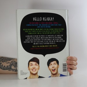 antikvární kniha The amazing book is not on fire. The world of Dan and Phil, 2015