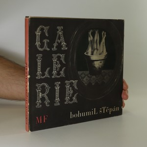 náhled knihy - Galerie. Bohumil Štěpán