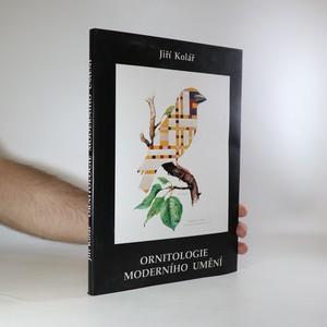 náhled knihy - Ornitologie moderního umění. The ornitology of modern art