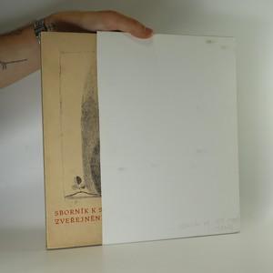 náhled knihy - Sborník k 150. výročí zveřejnění vynálezu litografu a kamenotisku 1798-1948