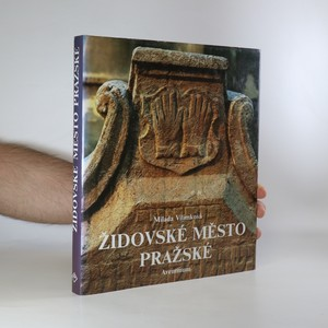 náhled knihy - Židovské Město pražské