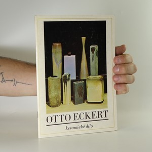 náhled knihy - Otto Eckert. Keramické dílo