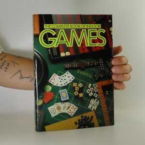 náhled knihy - The complete book of indoor games