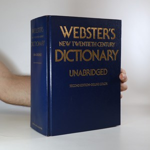 náhled knihy - Webster's new twentieth century dictionary of the English language, unabridged