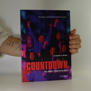 náhled knihy - Countdown. To first certificate. Student's book