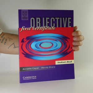 náhled knihy - Objective first certificate. Student's book