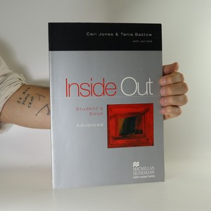náhled knihy - Inside out. Student's book. Advanced