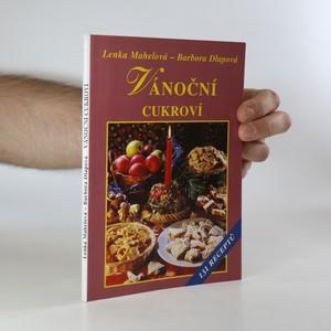 náhled knihy - Vánoční cukroví. 131 (130) receptů