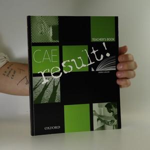 náhled knihy - CAE result! Teacher's book