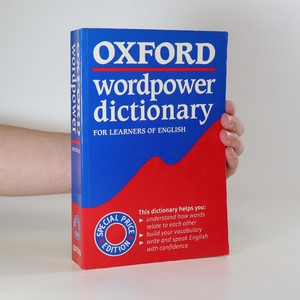 náhled knihy - Oxford wordpower dictionary