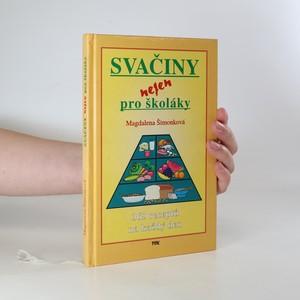 náhled knihy - Svačiny nejen pro školáky
