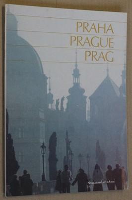 náhled knihy - Praha Prague Prag