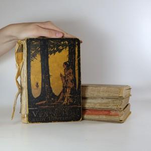 náhled knihy - Vinnetou II.-V. díl (4 svazky)