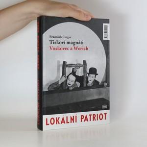 náhled knihy - Tiskoví magnáti Voskovec a Werich. Vest pocket revue. Lokální patriot