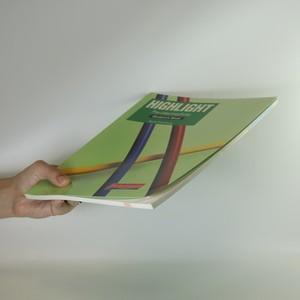 antikvární kniha Highlight. Pre-intermediate. Student's book, 1994